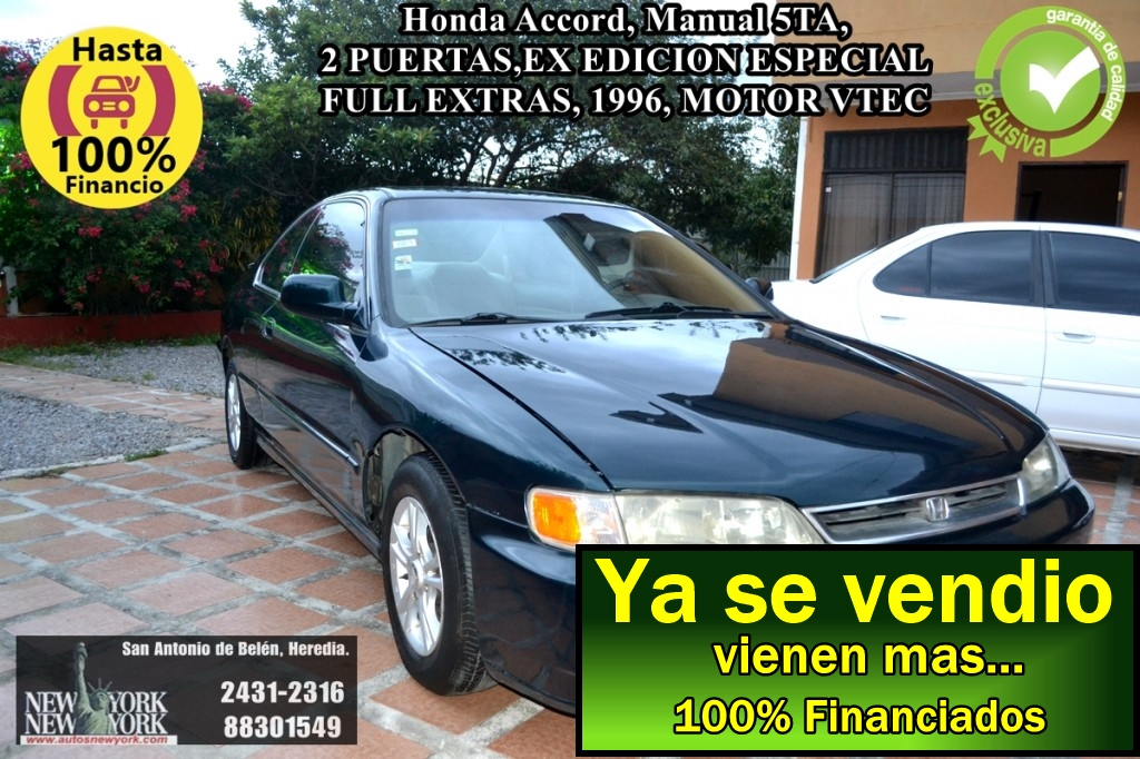 ACCORDVENDIDO1996